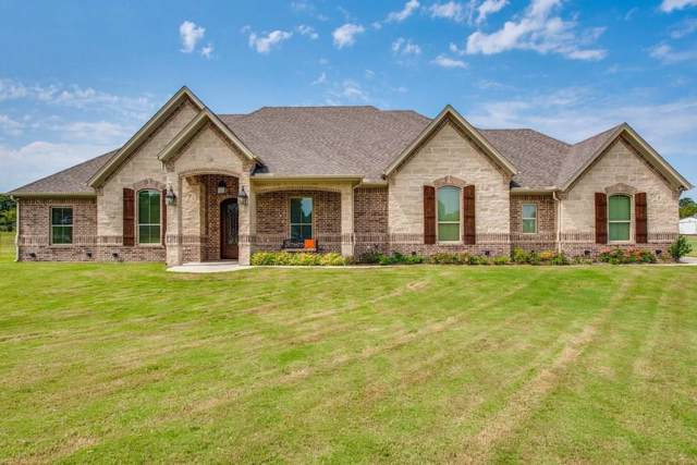 136 Wood Dale Drive, Burleson, TX 76028 (MLS #14263905) :: The Hornburg Real Estate Group