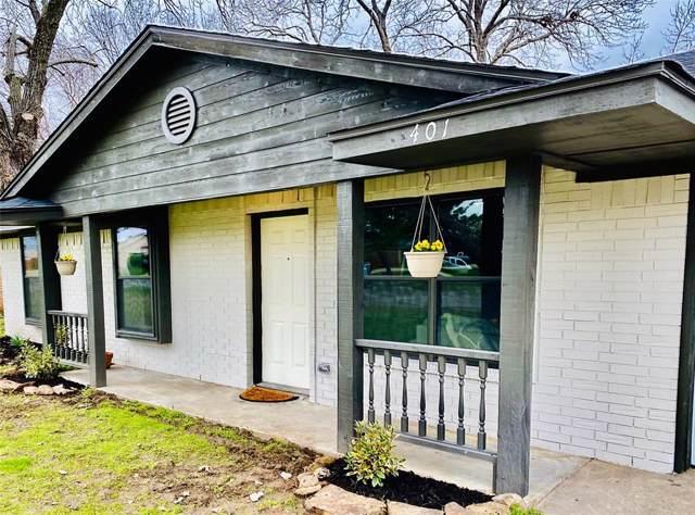 401 Oakwood Circle, Shady Shores, TX 76208 (MLS #14263909) :: SubZero Realty