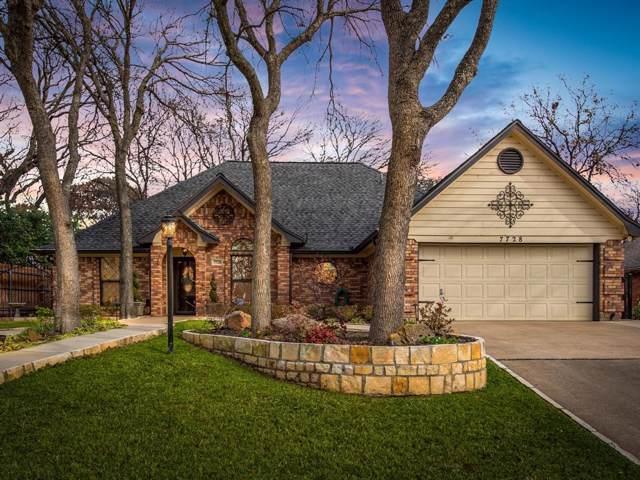 7728 Amy Lane, North Richland Hills, TX 76182 (MLS #14263944) :: Tenesha Lusk Realty Group