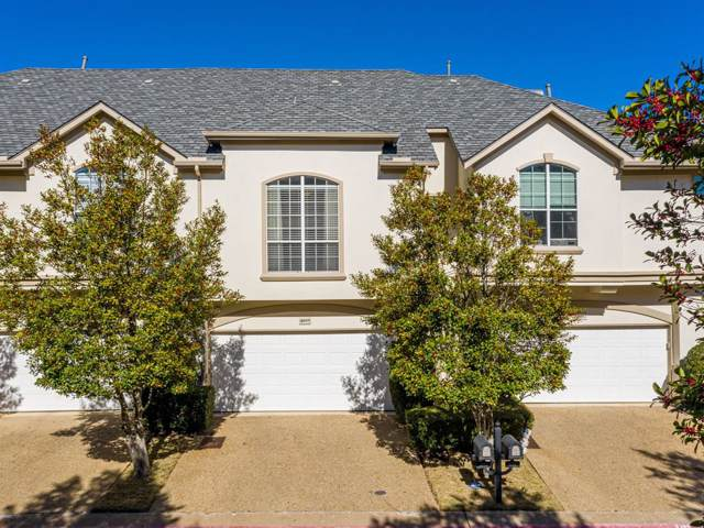 4095 Oberlin Way, Addison, TX 75001 (MLS #14263956) :: Potts Realty Group