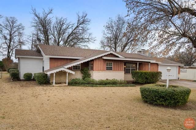 206 River Oaks Road, Early, TX 76802 (MLS #14263962) :: The Hornburg Real Estate Group