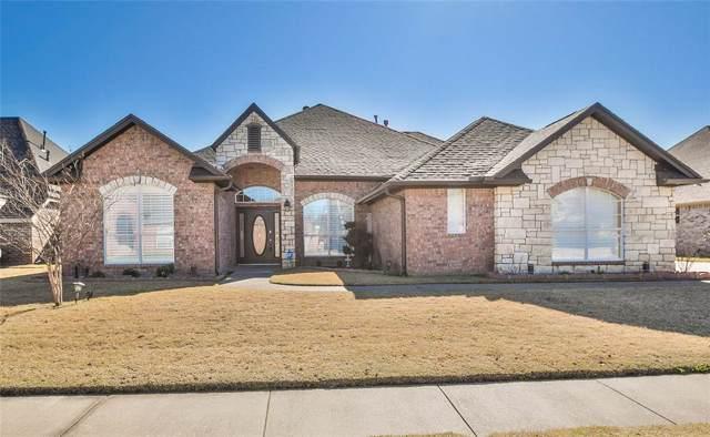 1011 Cliff Swallow Drive, Granbury, TX 76048 (MLS #14263965) :: The Kimberly Davis Group