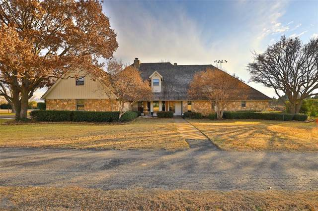 7 Trails End Road, Abilene, TX 79602 (MLS #14263967) :: The Kimberly Davis Group