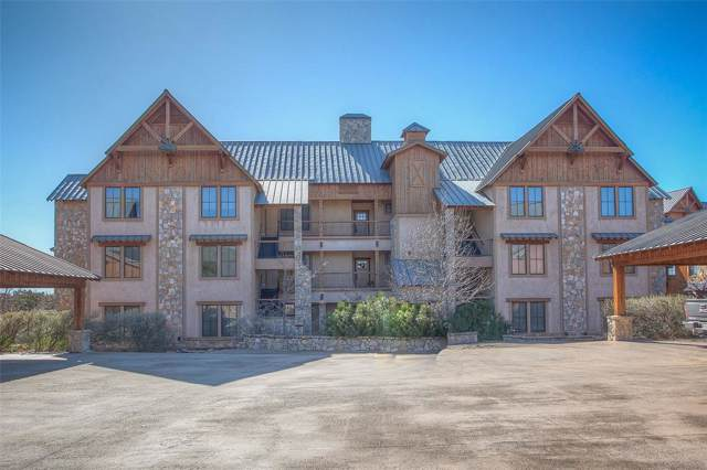 1633 Scenic Drive #203, Possum Kingdom Lake, TX 76449 (MLS #14263973) :: The Tonya Harbin Team