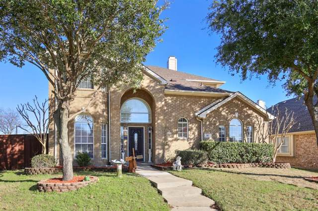 503 Castleford Drive, Allen, TX 75013 (MLS #14263981) :: The Kimberly Davis Group