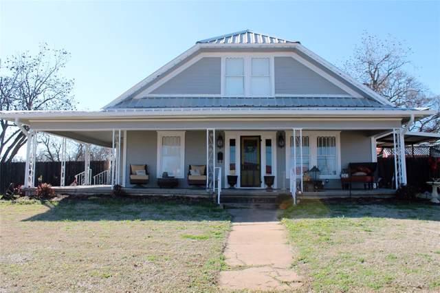 908 Avenue E, Cisco, TX 76437 (MLS #14263993) :: Hargrove Realty Group