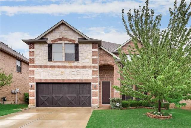 3217 Evening Wind Road, Denton, TX 76208 (MLS #14264003) :: Justin Bassett Realty