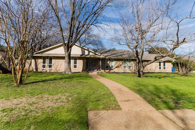 3821 Goodfellow Drive, Dallas, TX 75229 (MLS #14264008) :: Hargrove Realty Group