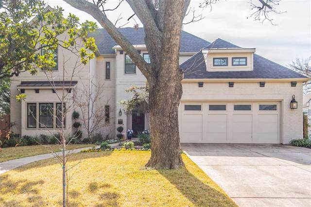 3545 Hilltop Road, Fort Worth, TX 76109 (MLS #14264016) :: Tenesha Lusk Realty Group