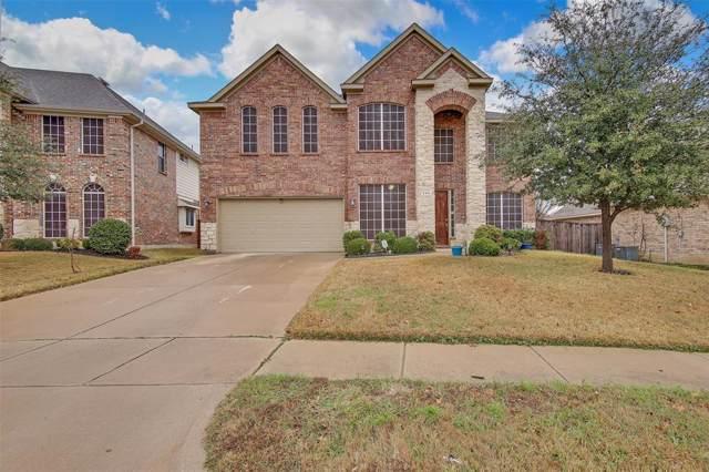 849 Peach Lane, Burleson, TX 76028 (MLS #14264019) :: Hargrove Realty Group