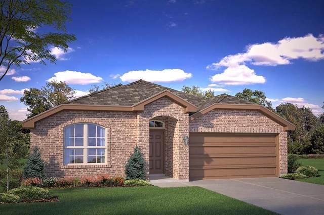 4624 Corktree Lane, Fort Worth, TX 76036 (MLS #14264057) :: The Hornburg Real Estate Group