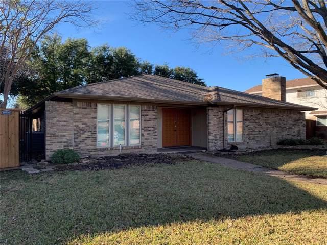 3317 Carriage Lane, Plano, TX 75023 (MLS #14264059) :: Frankie Arthur Real Estate