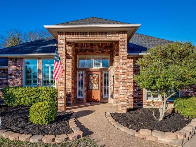 4054 Quail Run Lane, Ovilla, TX 75154 (MLS #14264069) :: Lynn Wilson with Keller Williams DFW/Southlake