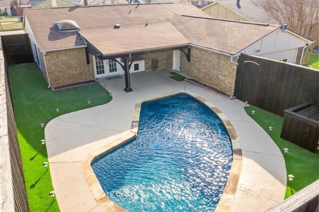 5548 N Colony Boulevard, The Colony, TX 75056 (MLS #14264083) :: Trinity Premier Properties