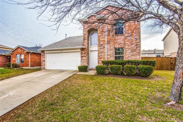 612 Alcove Drive, Little Elm, TX 75068 (MLS #14264084) :: Team Tiller