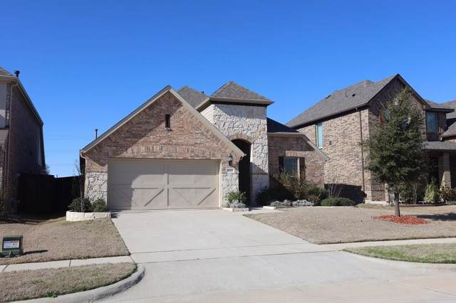 7513 Guadalupe Way, Mckinney, TX 75071 (MLS #14264096) :: Tenesha Lusk Realty Group