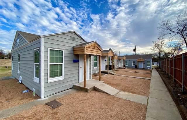 3024 Mt Vernon Avenue, Fort Worth, TX 76103 (MLS #14264106) :: RE/MAX Pinnacle Group REALTORS