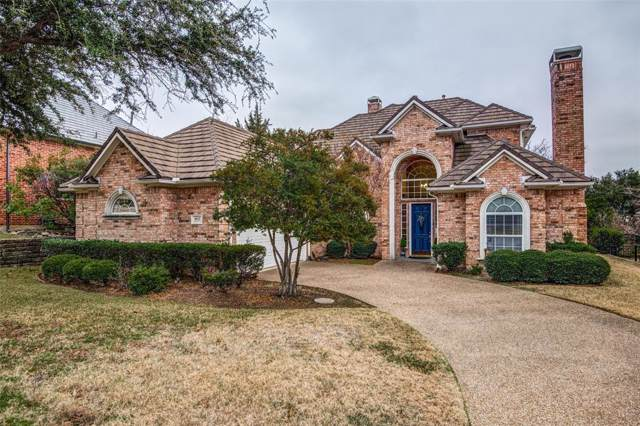 4612 Firestone Drive, Frisco, TX 75034 (MLS #14264133) :: Hargrove Realty Group