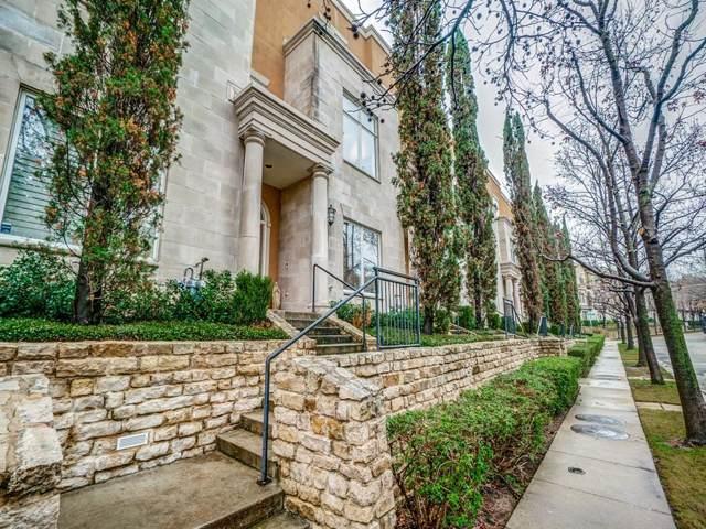 3912 Travis Street, Dallas, TX 75204 (MLS #14264138) :: The Hornburg Real Estate Group