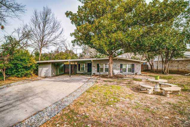 948 Peavy Road, Dallas, TX 75218 (MLS #14264144) :: The Kimberly Davis Group