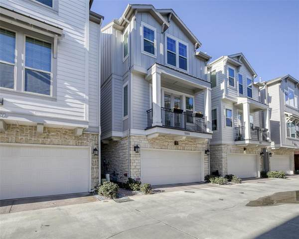 5153 Garrett Stream Court, Dallas, TX 75206 (MLS #14264154) :: All Cities Realty