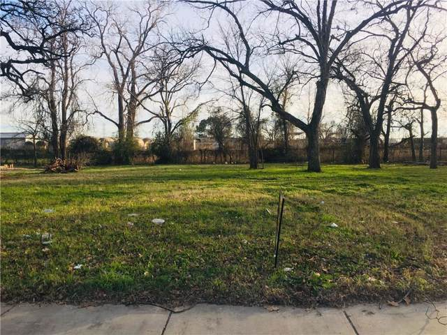 3002 Rochester Street, Dallas, TX 75215 (MLS #14264157) :: The Hornburg Real Estate Group