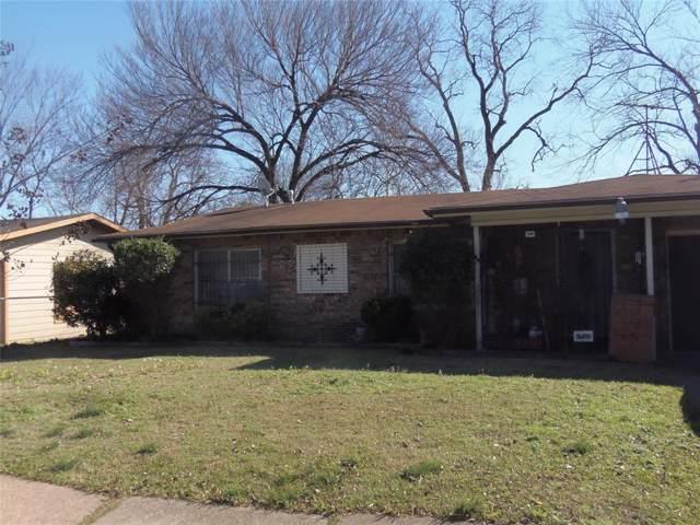 2718 E Ann Arbor Avenue, Dallas, TX 75216 (MLS #14264159) :: The Hornburg Real Estate Group