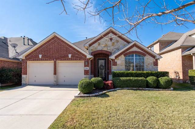 7936 Adobe Drive, Fort Worth, TX 76123 (MLS #14264161) :: Real Estate By Design