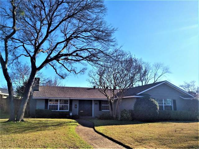 12404 Cedar Bend Drive, Dallas, TX 75244 (MLS #14264162) :: The Hornburg Real Estate Group