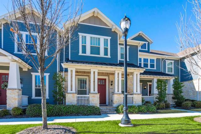 8265 Canal Street, Frisco, TX 75034 (MLS #14264170) :: The Real Estate Station