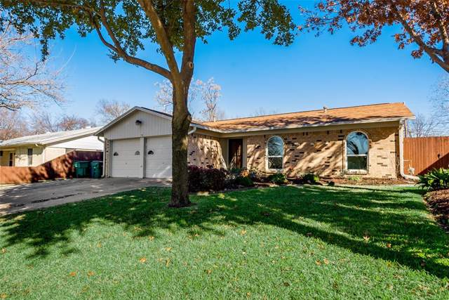 6628 Mona Lisa Avenue, Watauga, TX 76148 (MLS #14264176) :: Tenesha Lusk Realty Group