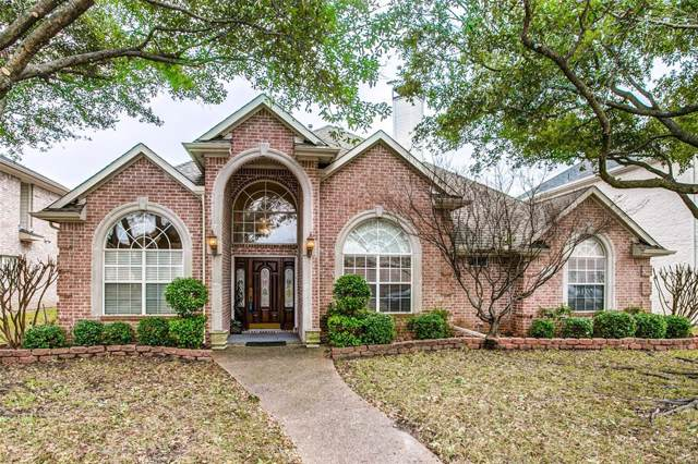 620 Pine Valley, Richardson, TX 75081 (MLS #14264193) :: The Good Home Team