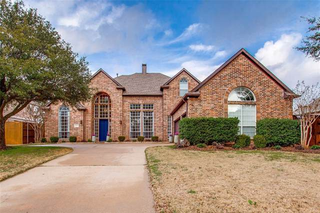 3507 Hollowridge Court, Richardson, TX 75082 (MLS #14264209) :: The Good Home Team