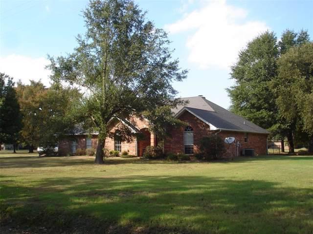 25 County Road 42570, Paris, TX 75462 (MLS #14264211) :: Ann Carr Real Estate