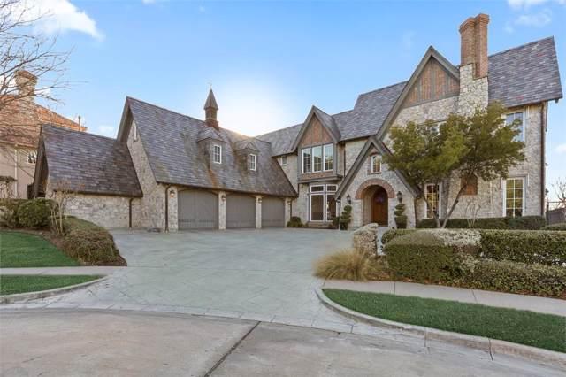 11 Windsor Ridge, Frisco, TX 75034 (MLS #14264222) :: Hargrove Realty Group