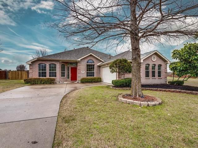 305 Abel Drive, Glenn Heights, TX 75154 (MLS #14264224) :: The Rhodes Team