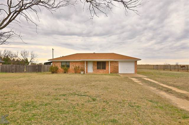 13379 County Road 306, Abilene, TX 79601 (MLS #14264265) :: The Good Home Team