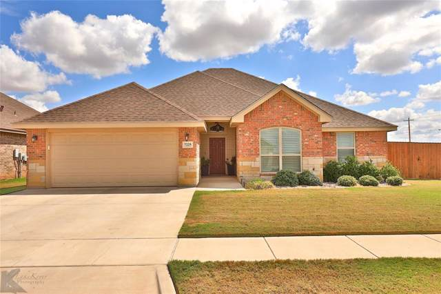 7225 Nocona Drive, Abilene, TX 79602 (MLS #14264276) :: The Chad Smith Team
