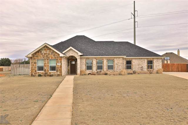 6602 Summerwood Trail, Abilene, TX 79606 (MLS #14264277) :: Potts Realty Group