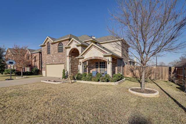 4607 Woodcrest Lane, Mansfield, TX 76063 (MLS #14264280) :: The Tierny Jordan Network