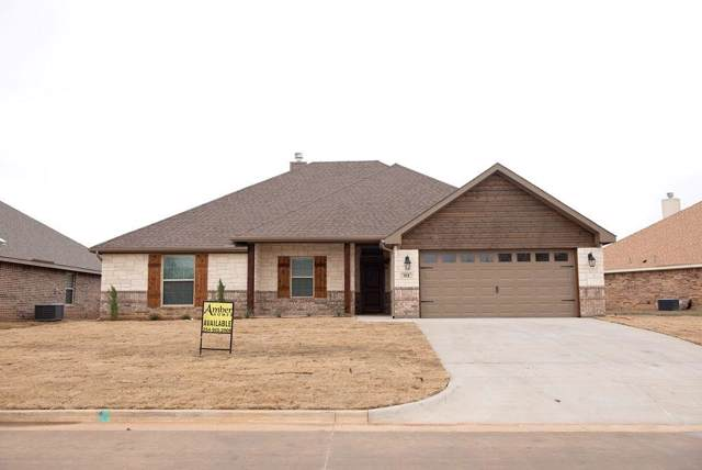 921 Elk Ridge, Stephenville, TX 76401 (MLS #14264289) :: The Heyl Group at Keller Williams