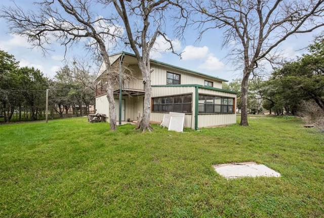 170 County Road 1737, Laguna Park, TX 76634 (MLS #14264291) :: Team Hodnett