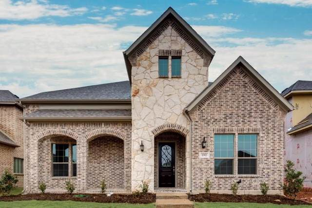 1592 Trowbridge Circle, Rockwall, TX 75032 (MLS #14264294) :: Baldree Home Team