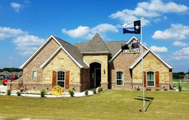 302 Spring View Court, Springtown, TX 76082 (MLS #14264304) :: The Chad Smith Team