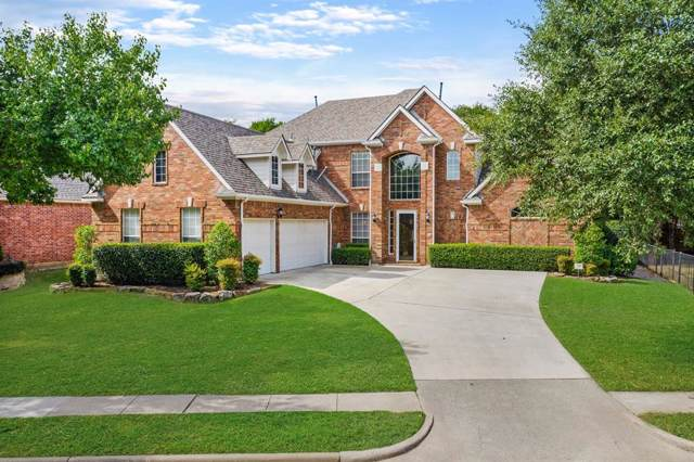 1207 Conroe Drive, Allen, TX 75013 (MLS #14264321) :: The Kimberly Davis Group