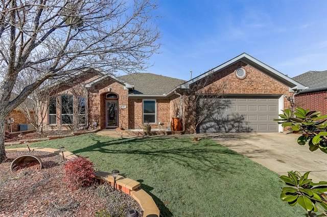 619 Ember Lane, Mansfield, TX 76063 (MLS #14264340) :: Maegan Brest | Keller Williams Realty