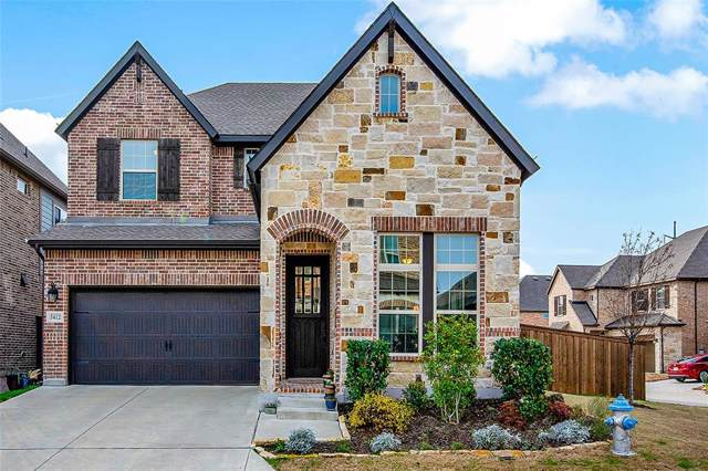 5412 Hennessey Road, Richardson, TX 75082 (MLS #14264356) :: Hargrove Realty Group