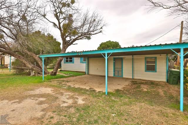 215 Airbase Road, Tye, TX 79563 (MLS #14264387) :: Frankie Arthur Real Estate