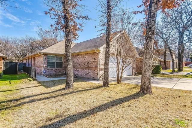 632 Stribling Circle, Azle, TX 76020 (MLS #14264398) :: Acker Properties