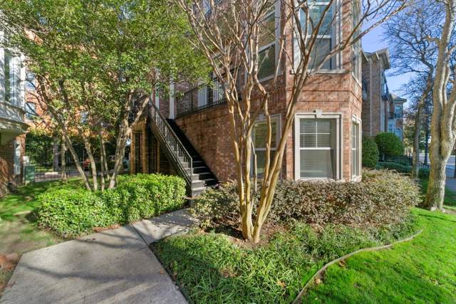 2215 Canton Street #113, Dallas, TX 75201 (MLS #14264401) :: Maegan Brest | Keller Williams Realty